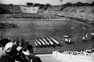 1958年  第3回東京アジア大会開会式